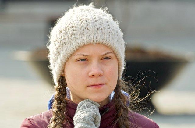 """Greta Thunberg, atac la adresa lui Federer din cauza parteneriatului cu banca Credit Suisse: """"Roger, trezeste-te acum!"""""""