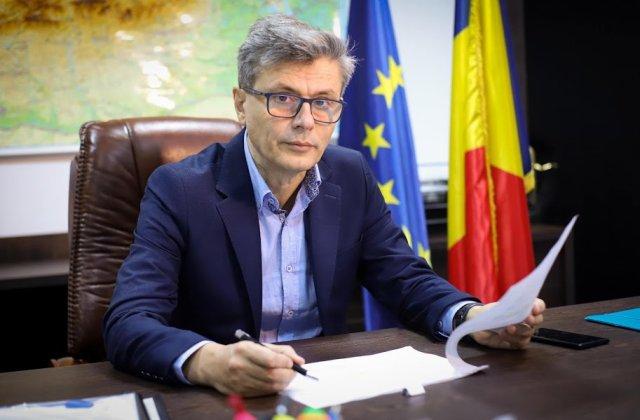 Ministrul Economiei: Am solicitat OMV Petrom convocarea Adunarii Generale a Actionarilor in vederea revocarii lui Sevil Shhaideh din conducere