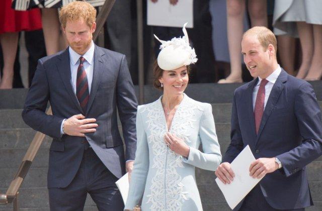 Printul William, dupa decizia lui Harry de a se indeparta de Familia Regala: I-am fost alaturi fratelui meu toata viata