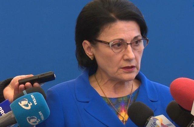 Ecaterina Andronescu, despre Cristina Topescu: Era un om atat de drept. Fara indoiala este un reper