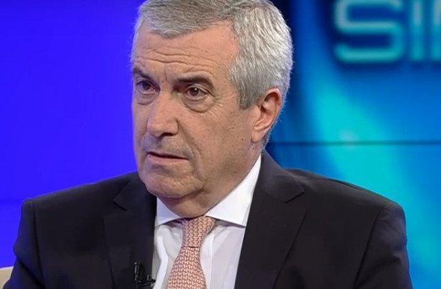 Tariceanu: Nu sunt adeptul alegerilor anticipate