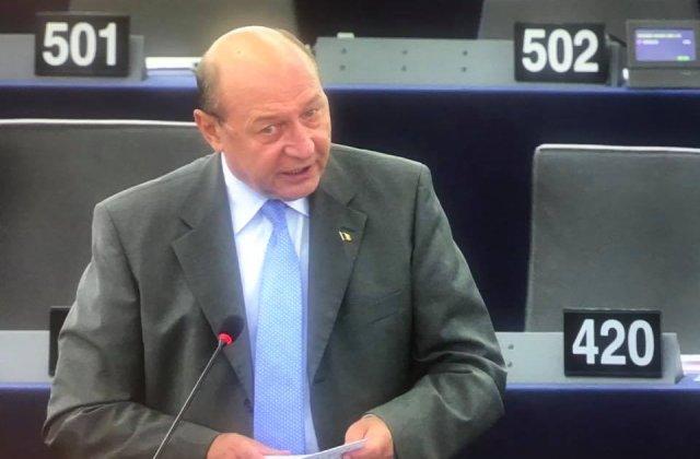 """Basescu: Ultimul raport MCV prin care suntem """"decuplati"""" de Bulgaria este inacceptabil/ VIDEO"""