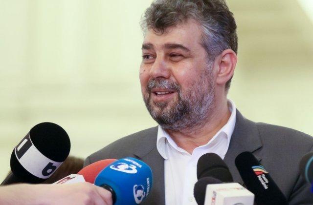 Ciolacu: PSD-ul nu va face o propunere de prim-ministru dupa ce va cadea Guvernul PNL
