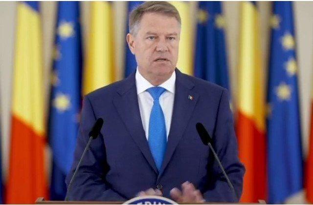 Iohannis: Nu am cerut demisia Guvernului sau a premierului Ludovic Orban