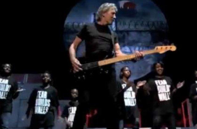 Roger Waters vrea ca iluminatul public sa fie oprit in timpul show-ului