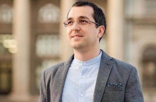 """Vlad Voiculescu isi lanseaza proiectul """"Bucuresti, capitala oamenilor buni""""/ VIDEO"""