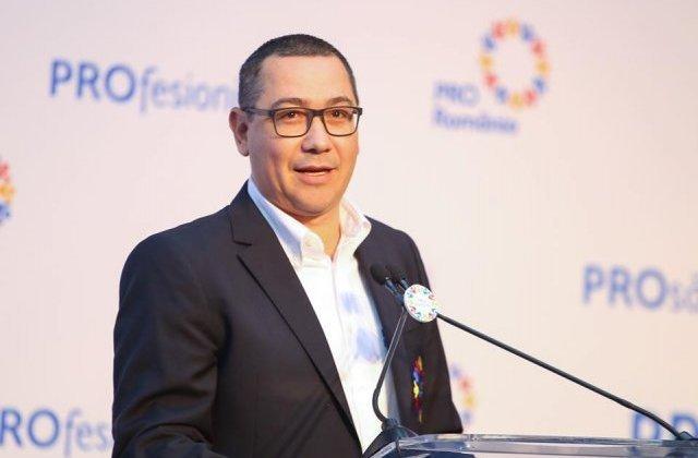 Ponta, despre intrarea in politica a lui Moise Guran: Nu vad nimic de condamnat