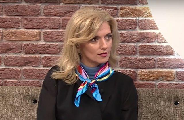 Alina Gorghiu: Exista asociatii care nu isi doresc desfiintarea SIIJ, afirmand ca anumiti judecatori au fost santajati de procurori