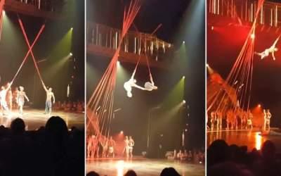 Cirque du Soleil si-a anulat...