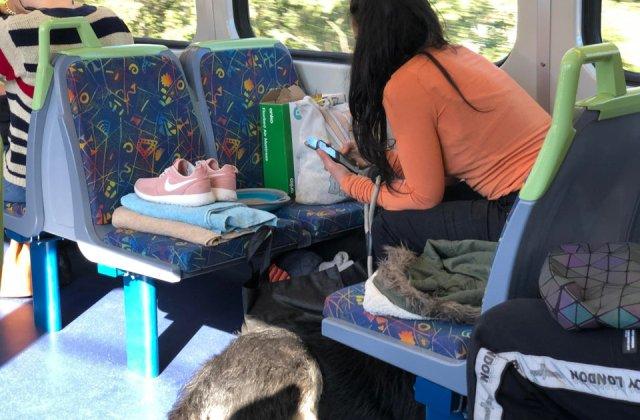 10+ situatii intalnite in mijloacele de transport in comun care ar infuria pe oricine