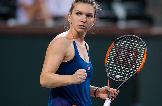 Halep s-a calificat in optimile de finala ale turneului Australian Open