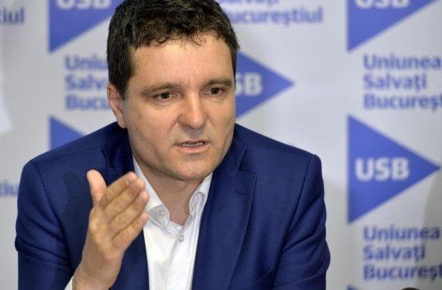 Nicusor Dan: Solicit Gabrielei Firea o dezbatere publica a Legii bugetului