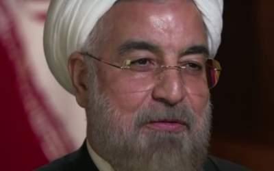 Alegeri Iran. Rouhani, indem...