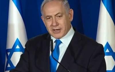 Benjamin Netanyahu, inculpat...