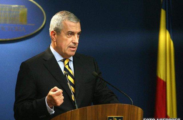 Tariceanu: Romania e pierduta - intre datorii si esecuri guvernamentale