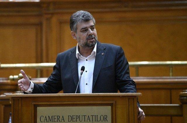 Ciolacu: Daca Orban nu ar fi las, si-ar da demisia!