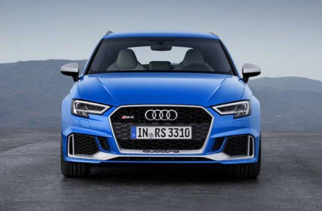 Noua generatie Audi A3 va fi prezentata in 3 martie: modelul va primi noutati majore la interior