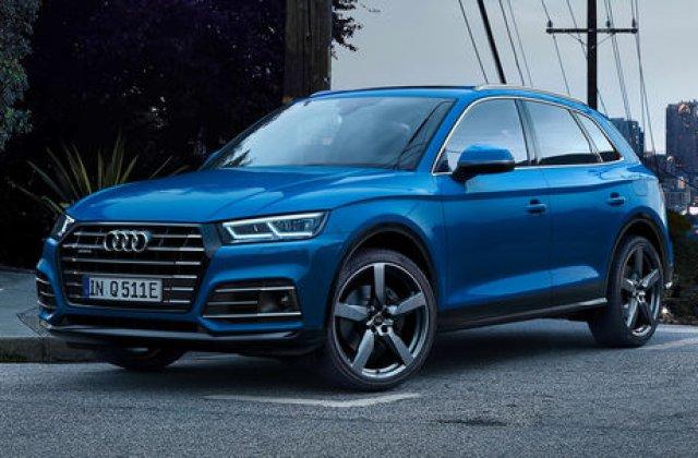 Versiunile plug-in hybrid ale lui Audi Q5 sunt disponibile si in Romania: preturile pornesc de la 57.000 de euro
