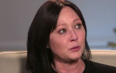 Shannen Doherty diagnosticata...