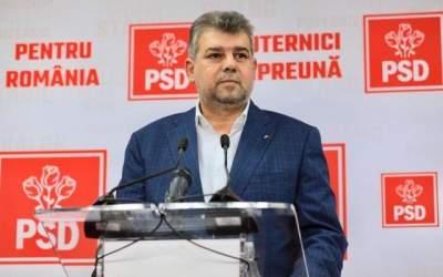 Ciolacu: Vrem sa aratam...