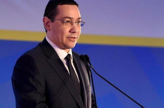 Ponta: Cu aceasta ordonanta, m-au convins, voi vota motiunea
