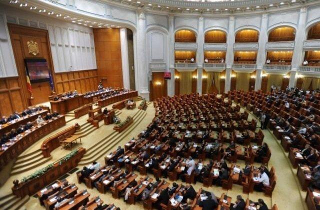 Motiunea de cenzura impotriva Guvernului Orban a fost adoptata in Parlament
