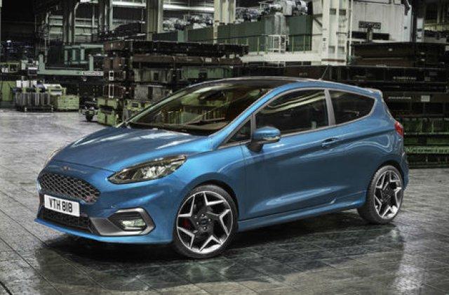 """Ford va reduce productia modelului Fiesta: """"Avem cerere mai slaba din sudul Europei si Marea Britanie"""""""