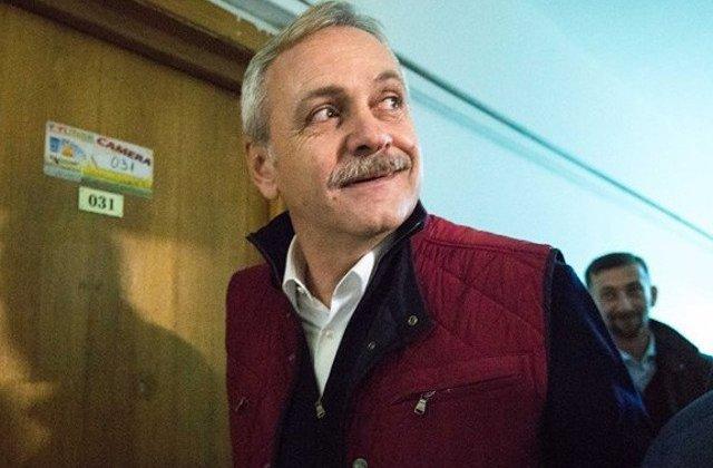 Liviu Dragnea a fost adus la Tribunalul Bucuresti