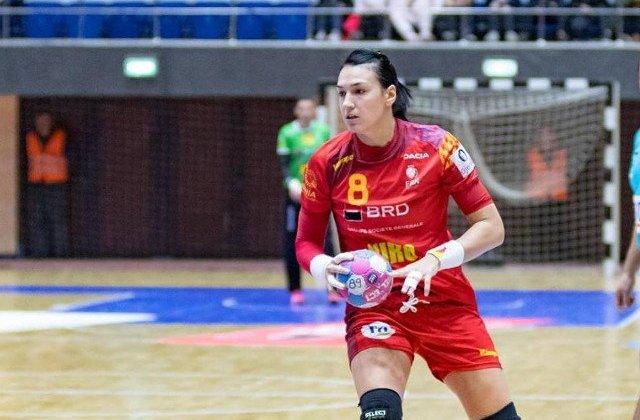 Handbalista Cristina Neagu a primit Cheia Bucurestiului de la Gabriela Firea