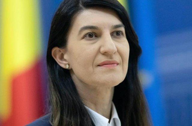 Violeta Alexandru: In cele trei luni de mandat am rasturnat modul in care se lucreaza in Ministerul Muncii