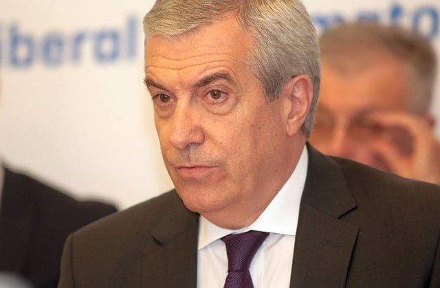 """Tariceanu, despre plecarea lui Gerea din partid: """"Am gresit grav atunci cand l-am promovat si sustinut"""""""