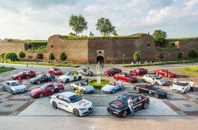 Alfa Fest 2020: fanii Alfa Romeo din Romania se intalnesc pe 6 iunie in orasul lui Brancusi