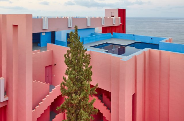 Ai impresia ca esti intr-un Univers paralel: 10 cladiri cu o arhitectura incredibila