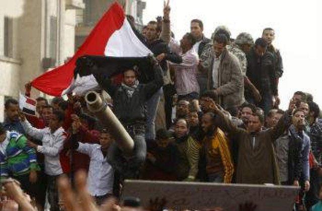 Egipt, in plina criza politica la doi ani de la inlaturarea lui Mubarak