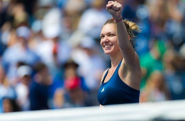 Simona Halep a castigat turneul WTA de la Dubai