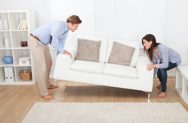Cum sa iti schimbi decorul casei cu cheltuieli minime