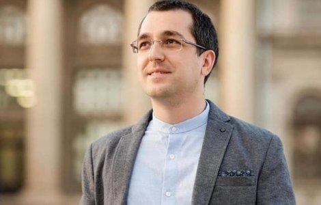 Vlad Voiculescu renunta la candidatura pentru Primaria Capitalei