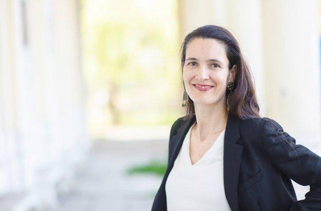 Eurodeputata Clotilde Armand si-a depus candidatura la Primaria Sectorului 1
