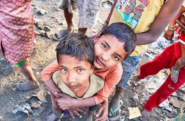 Aproximativ 5% din populatia tarii este afectata de foamete