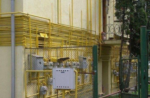 Mai mult de jumatate din conductele de gaze din Romania se afla in stare critica