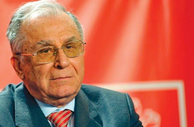 Ion Iliescu implineste astazi 90 de ani
