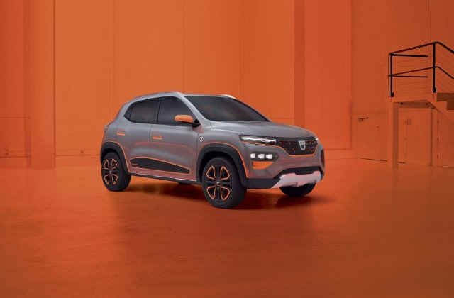 Dacia Spring este masina electrica pe care o asteptai. Cand se lanseaza