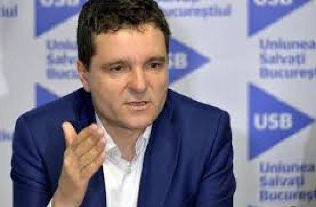 Critici dure din partea lui Nicusor Dan la adresa Gabrielei Firea, in scandalul poluarii din Bucuresti