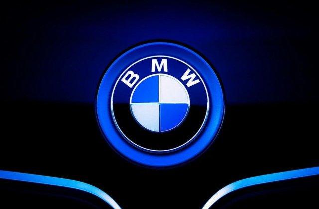 BMW isi schimba logoul. Iata cum arata cel mai nou design al emblemei