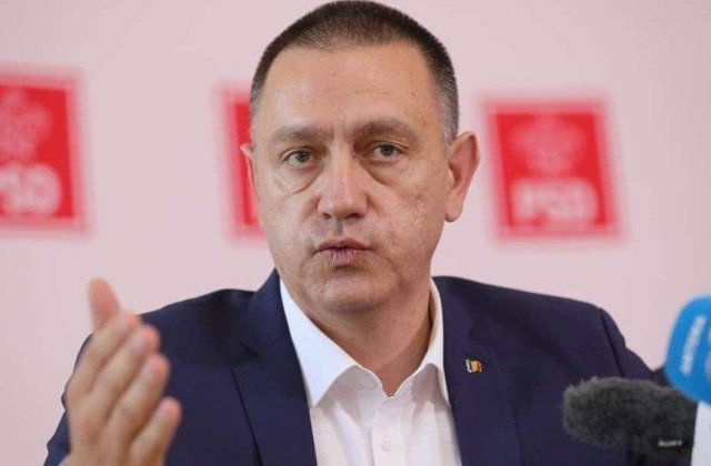 Fifor: Votul de investire al Guvernului Citu - clipa adevarului pentru PNL si Iohannis