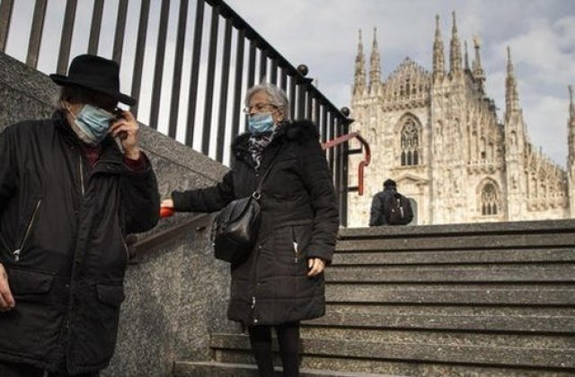 Romanii blocati de coronavirus in Lombardia: Ne aflam intr-o situatie fara precedent, nici macar nu stim ce se intampla