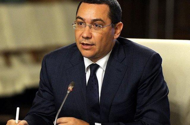 "Ponta nu voteaza Guvernul Orban: ""E un protest fata de modul egoist si dezastruos in care PNL trateaza tara"""