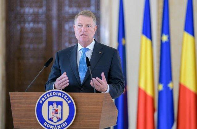 Stare de urgenta in Romania: Klaus Iohannis face declaratii la ora 15