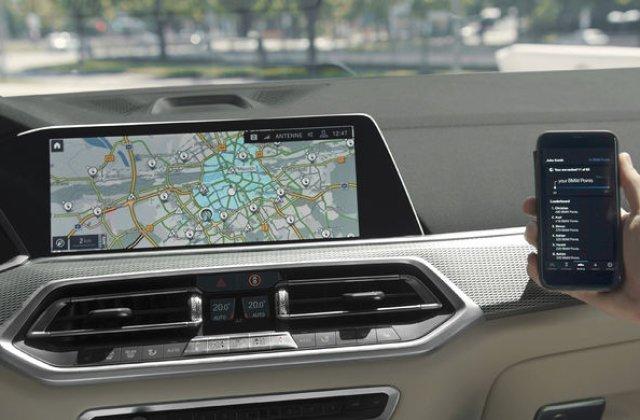 BMW introduce serviciul eDrive Zones: masinile plug-in hybrid intra automat pe modul de condus electric in anumite zone urbane predefinite