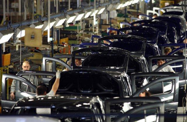 Oficial: Dacia intrerupe productia de la Mioveni in perioada 19 martie - 5 aprilie